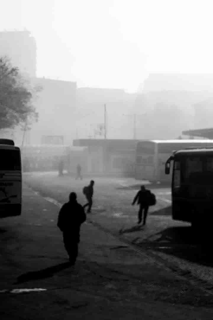 George Tsakanikas, Serbia - Bosnia and Herzegovina, common routes, project, photography