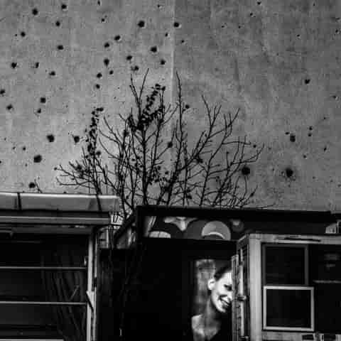 Tasos Koutsiaftis, Serbia - Bosnia and Herzegovina, common routes, project, photography