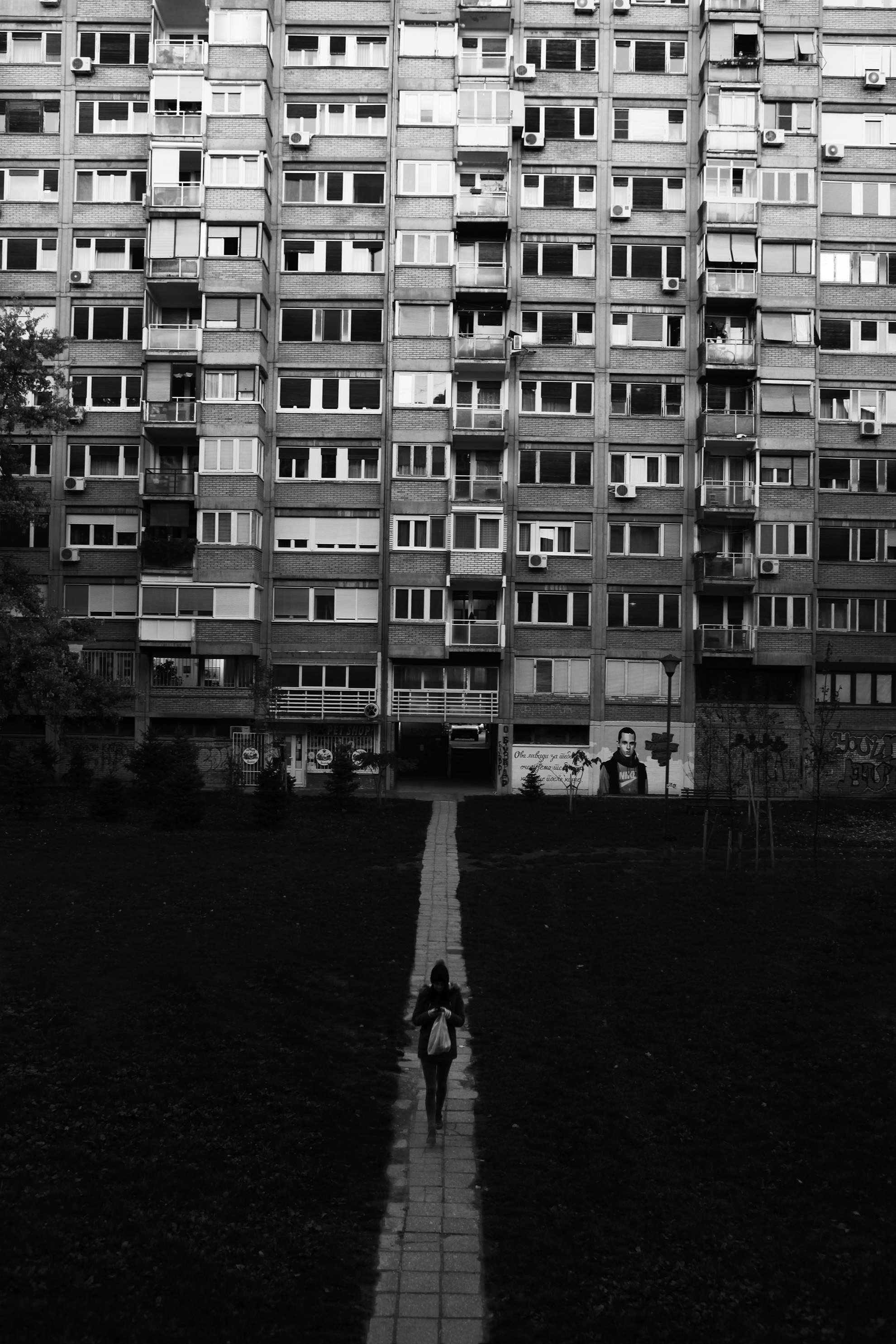 Yiorgos Assimakopoulos, Serbia - Bosnia and Herzegovina, common routes, project, photography