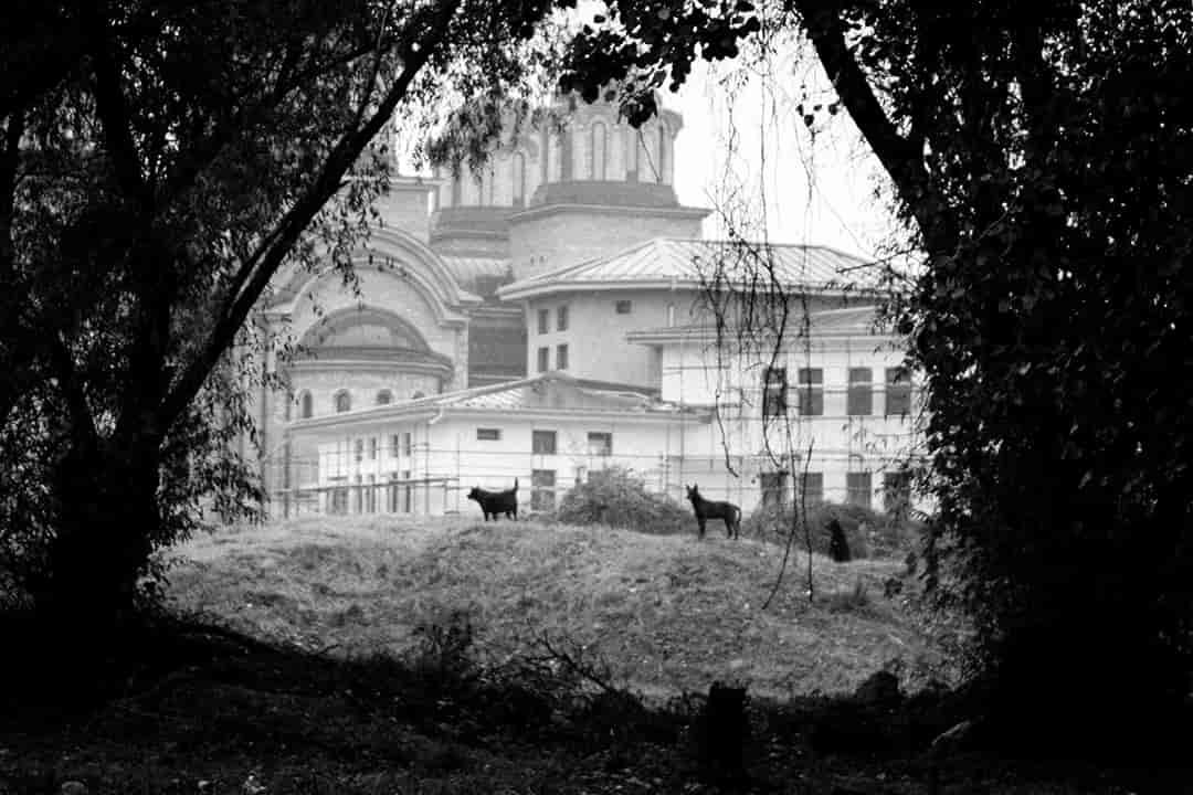 Γιώργος Τσακανίκας, Σερβία - Βοσνία Ερζεγοβίνη, common routes, project, photography