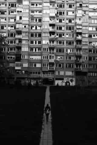 Γιώργος Ασημακόπουλος, Σερβία - Βοσνία Ερζεγοβίνη, common routes, project, photography
